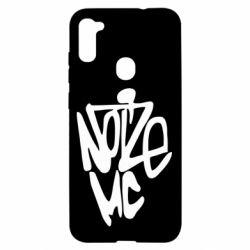 Чохол для Samsung A11/M11 Noize MC