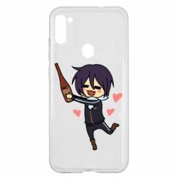 Чохол для Samsung A11/M11 Noragami and drink