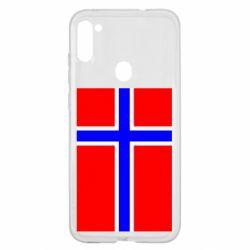 Чохол для Samsung A11/M11 Норвегія