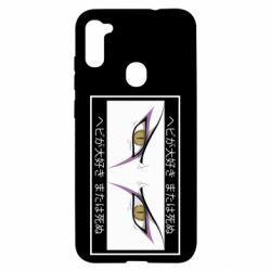 Чохол для Samsung A11/M11 Orochimaru's eyes