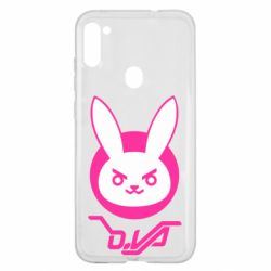 Чехол для Samsung A11/M11 Overwatch dva rabbit