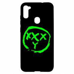 Чехол для Samsung A11/M11 Oxxxy