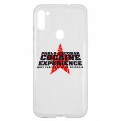 Чехол для Samsung A11/M11 Pablo Escobar