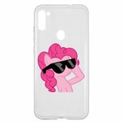 Чехол для Samsung A11/M11 Pinkie Pie Cool