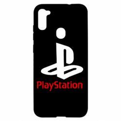 Чехол для Samsung A11/M11 PlayStation
