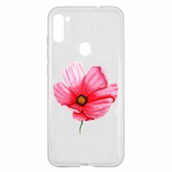 Чехол для Samsung A11/M11 Poppy flower