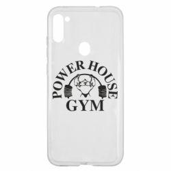 Чехол для Samsung A11/M11 Power House Gym