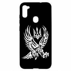 Чохол для Samsung A11/M11 Птах та герб