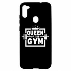 Чохол для Samsung A11/M11 Queen Of The Gym