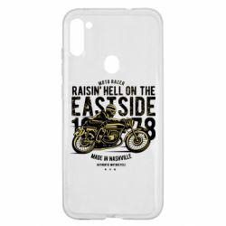 Чохол для Samsung A11/M11 Raisin Hell Moto Racer