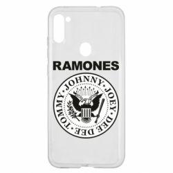 Чохол для Samsung A11/M11 Ramones