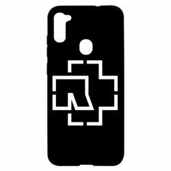 Чохол для Samsung A11/M11 Ramshtain logo