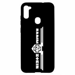 Чехол для Samsung A11/M11 Ramshtain print
