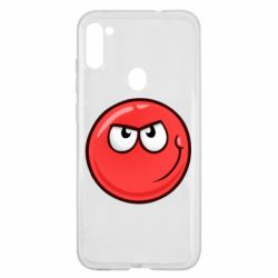 Чохол для Samsung A11/M11 Red Ball game