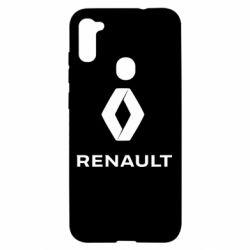Чохол для Samsung A11/M11 Renault logotip