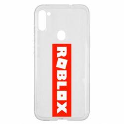 Чохол для Samsung A11/M11 Roblox suprem