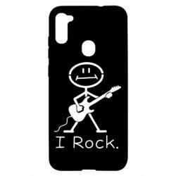 Чохол для Samsung A11/M11 З гітарою