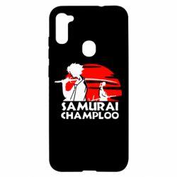 Чохол для Samsung A11/M11 Samurai Champloo