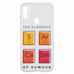 Чохол для Samsung A11/M11 Sarcasm