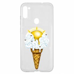 Чохол для Samsung A11/M11 Sea ice cream