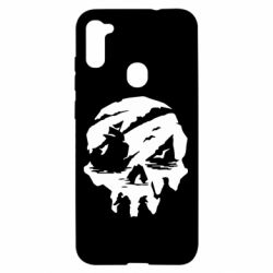 Чохол для Samsung A11/M11 Sea of Thieves skull