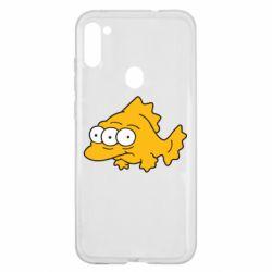 Чохол для Samsung A11/M11 Simpsons three eyed fish