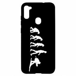 Чохол для Samsung A11/M11 Ski evolution