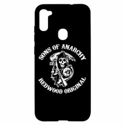 Чехол для Samsung A11/M11 Sons of Anarchy