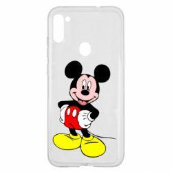 Чохол для Samsung A11/M11 Сool Mickey Mouse