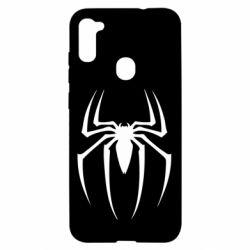 Чехол для Samsung A11/M11 Spider Man Logo