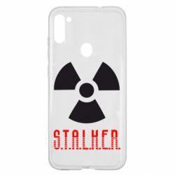 Чехол для Samsung A11/M11 Stalker