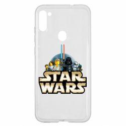 Чохол для Samsung A11/M11 Star Wars Lego