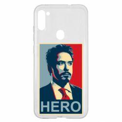 Чохол для Samsung A11/M11 Stark Hero