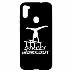 Чохол для Samsung A11/M11 Street workout