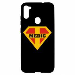 Чохол для Samsung A11/M11 Super Medic
