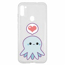 Чехол для Samsung A11/M11 Sweet Octopus