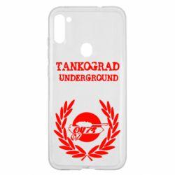 Чохол для Samsung A11/M11 Tankograd Underground
