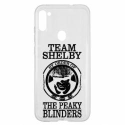 Чохол для Samsung A11/M11 Team Shelby the Peaky Blinders