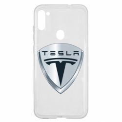 Чехол для Samsung A11/M11 Tesla Corp