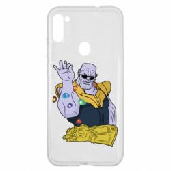 Чохол для Samsung A11/M11 Thanos Art