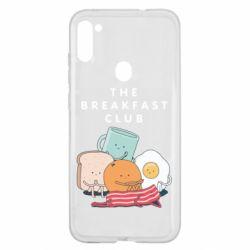 Чохол для Samsung A11/M11 The breakfast club