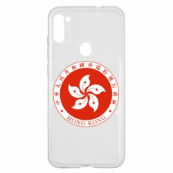 Чехол для Samsung A11/M11 The coat of arms of Hong Kong