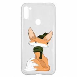 Чохол для Samsung A11/M11 The Fox in the Hat