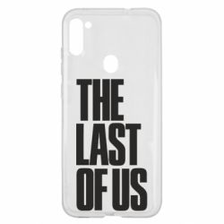 Чохол для Samsung A11/M11 The Last of Us