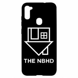 Чехол для Samsung A11/M11 THE NBHD Logo