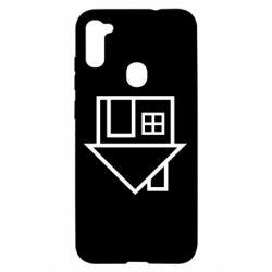 Чехол для Samsung A11/M11 The Neighbourhood Logotype