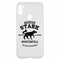 Чехол для Samsung A11/M11 The North Remembers - House Stark