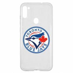 Чохол для Samsung A11/M11 Toronto Blue Jays