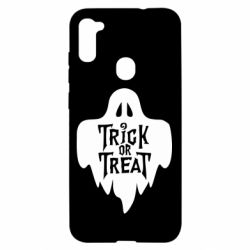 Чехол для Samsung A11/M11 Trick or Treat