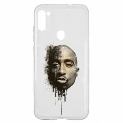 Чехол для Samsung A11/M11 Tupac Shakur